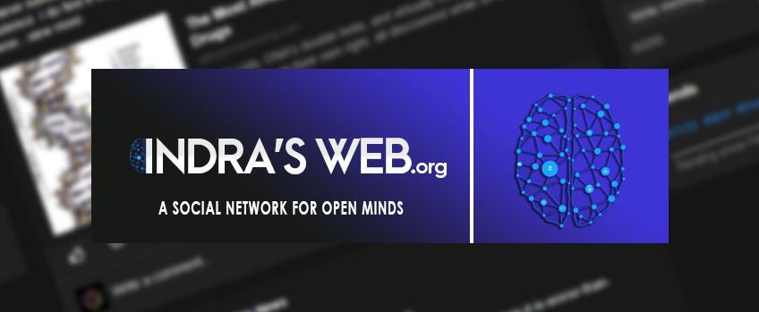 Indra's-Web-Social-Network